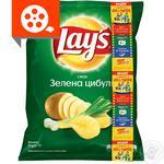 Чипсы Lay's со вкусом зеленого лука 71г