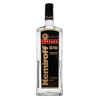 Nemiroff Special Vodka 40% 1l - buy, prices for Novus - image 1