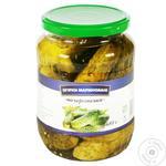 Kherson Pickled Cucumbers 680g