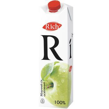 Rich Apple Juice 1l - buy, prices for Auchan - photo 1
