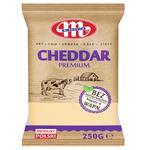 Mlekovita Premium Cheddar Cheese 50% 250g