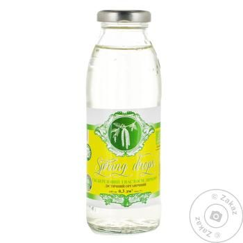 Spring Drops with lemon birch juice 300ml - buy, prices for Auchan - photo 1