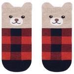 Шкарпетки дитячі Conte Kids Tip-Top темно-синій-червоний розмір 20