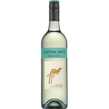 Yellow Tail Moscato White Semisweet Wine 7,5% 0,75l