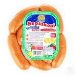 Сосиски Ятранчик Сливочные - купить, цены на Ашан - фото 1
