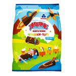 Мороженое Рудь Детское желание Игрушки 6шт 120г