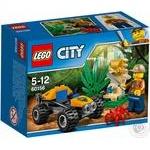 Конструктор Lego Джунглі: баггі 60156