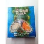 Морепродукты мидии Гриншел зеленый замороженная 1000г