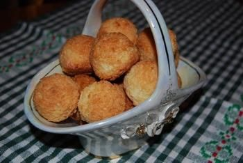 Кокосове печиво з чорносливом