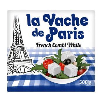 Продукт рассольный Парижская Буренка 55% 500г - купить, цены на СитиМаркет - фото 1