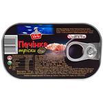 Varto Natural Cod Liver 121g