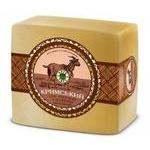 Krymskiy hard cheese with goat milk Klub syru 45% Ukraine