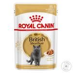 Royal Canin Food For Adult British Shorthair Cats 85g