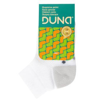 Носки Duna детские белые 22р - купить, цены на Фуршет - фото 1