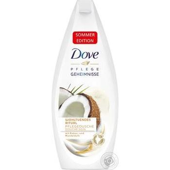 Гель для душа Dove Восстанавливающий 250мл - купить, цены на Novus - фото 1
