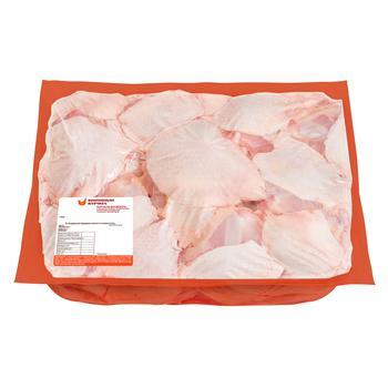 Vinnytski Kurchata Chilled Broiler Chicken Thigh ~4kg - buy, prices for Metro - photo 1