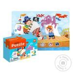 DoDo Puzzle-mini Sea Adventures 35 elements