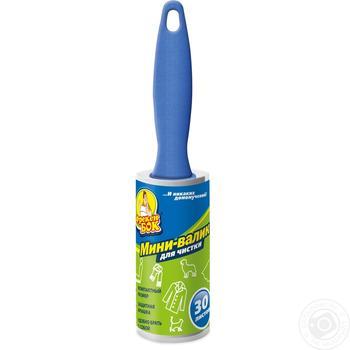 Мини-валик Фрекен Бок для чистки одежды 30 листов
