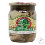 Gryby Izyumski Lisovi Pickled Boletus Mushrooms 500g