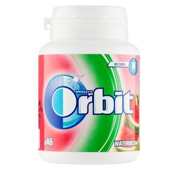 Резинка жевательнаяOrbit Сочный арбуз без сахара 64г
