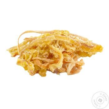 Мясо краба Шельф солено-сушеное весовое