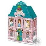 Набор кондитерских изделий №5 АВК Домик принцессы 517г