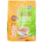 Flakes Subbota oat 400g Ukraine
