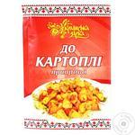 Приправа Українська Зірка для картошки 30г
