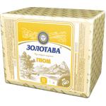 Сыр Золотава Гном твердый 45%