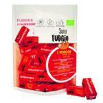 Super Fudgio Strawberry Fondant Organic Candy 150g