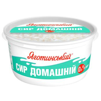 Yagotynsky Homemade Low-Fat Cottage Cheese 0,6% 370g
