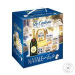 Подарочный набор Le Cadeau Natale in Festa Pandoro