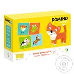 Настольная игра DoDo Домино Животные