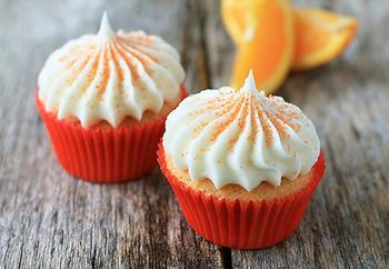 Апельсинові кекси