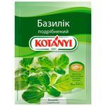 Kotanyi Chopped Basil 9g