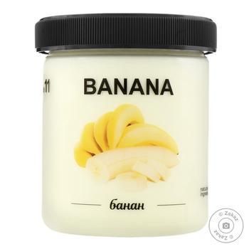 Морозиво La Gelateria italiana зі смаком банана 350г - купити, ціни на CітіМаркет - фото 1