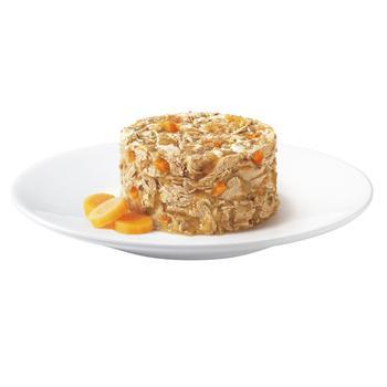 Корм Gourmet Gold Нежные биточки С курицей и морковью для взрослых кошек 85г - купить, цены на Метро - фото 2
