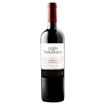 Leon de Tarapaca Cabernet Sauvignon Red Dry Wine 13.5% 0.75l - buy, prices for CityMarket - photo 1