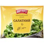 Соус майонезный Щедро Салатный 30% 190г