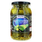 Helcom Cucumbers Pickled 0,9l