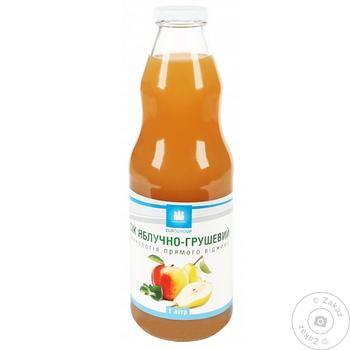 Eurogroup Apple Pear Juice 1l - buy, prices for Tavria V - image 1