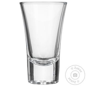 Склянка Pasabahce Boston 52194-1 60мл - купити, ціни на МегаМаркет - фото 1