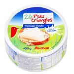 Сыр Ашан плавленый  порционный 45% 400г
