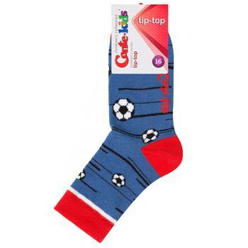 Conte Kids Tip-Top Jeans Children's Socks Size 16