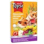 Корм Topsi Фруктово-овочеве меню для дрібних гризунів 510г