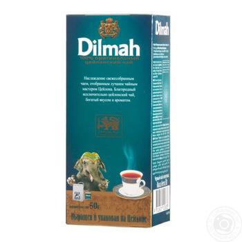 Dilmah black tea 25*2g - buy, prices for Auchan - photo 3
