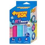Серветки Фрекен Бок для прибирання з мікрофібри 3шт - купити, ціни на CітіМаркет - фото 1