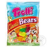 Конфеты Trolli Классические медведи фруктовые жевательные 100г