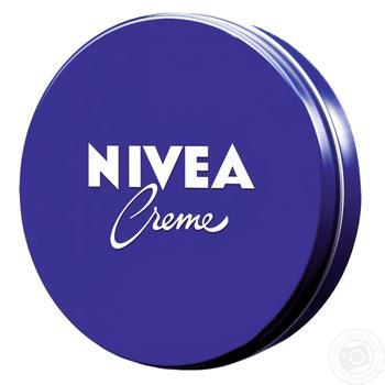 Крем Nivea универсальный 75мл - купить, цены на Ашан - фото 1
