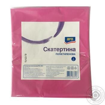 Скатертина Aro поліетиленова 1шт - купити, ціни на Метро - фото 1